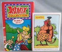 Asterix - Boite Carton Bubble Gum + Autocollant - Assurancetourix