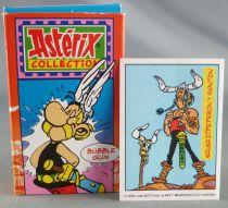 Asterix - Boite Carton Bubble Gum + Autocollant - Asterix