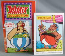 Asterix - Boite Carton Bubble Gum + Autocollant - Obelix
