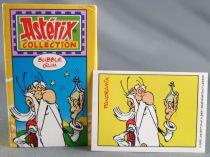 Asterix - Boite Carton Bubble Gum + Autocollant - Panoramix
