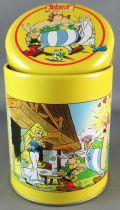 Asterix - Boite Métal Ronde Pandorino 40 Ans 1999 - Falbala