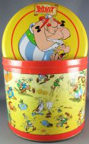Asterix - Boite Métal Ronde Pandorino 40 Ans 1999 - Les Romains
