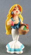 Asterix - Bridelix Mini Figurine Pvc Plastoy 1999 - Falbala