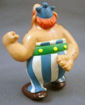 Asterix - Bully 1974 - Figurine PVC - Obelix