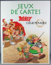 Asterix - Cards Game Asterix the Legionary - Editions Atlas Collections
