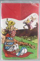 Asterix - Carte Anniversaire avec Enveloppe Carlton - Assurancetourix attaché