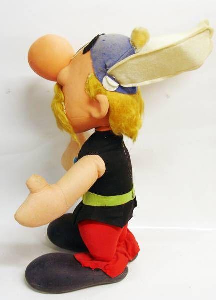 Asterix - Clodrey - Poupée Astérix 35cm