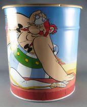 Asterix - Corbeille à papier ronde Pierre Henry - Asterix et Cléopatre