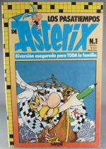 Asterix - Crossed Words Los Pasatiempos de Asterix N°1 1985 - Mint Condition
