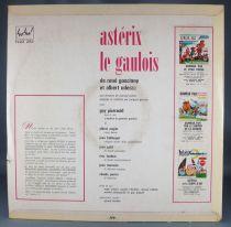 Asterix - Disque 33T Festival FLDZ 255 - Astérix le Gaulois
