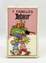Asterix - Ducale 1987 Card Game Seven Families