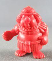 Asterix - Dupont d\'Isigny 1969 - Figurine Monochrome - Commandant de la galère (Rouge)