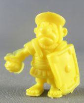 Asterix - Dupont d\'Isigny 1969 - Figurine Monochrome - Légionnaire Romain (Jaune)