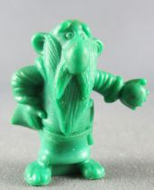 Asterix - Dupont d\'Isigny 1969 - Figurine Monochrome - Panoramix (Vert)