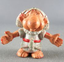 Asterix - Dupont d\'Isigny 1969 - Monochromic Figure - Edifis (Painted)