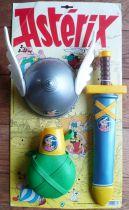 Astérix - Editions Albert René 1995 - Panoplie Enfant Glaive Casque Gourde