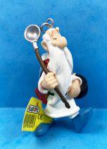 Asterix - Figurine Porte-clés Plastoy - Panoramix