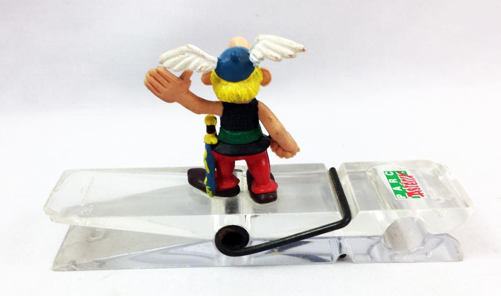 Asterix - Figurine PVC sur Pince Exclusive Parc Asterix