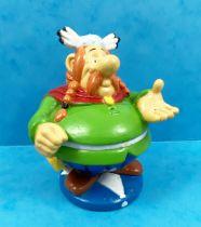 Asterix - Figurine vinyl Smarties 1995 - Abraracourcix