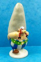 Asterix - Figurine vinyl Smarties 1995 - Obelix