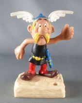 Asterix - Heimog / Paper Mate - Figurine PVC - Asterix sur socle Porte Crayon