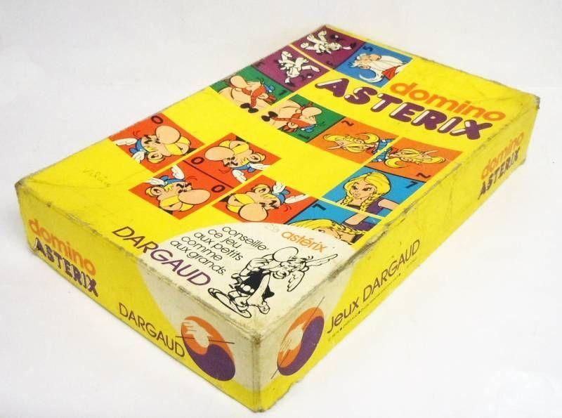 Asterix - Jeu de Domino - Editions Dargaud 1974