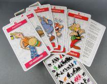 Asterix - Jeu des 7 Familles - Editions A. René Hachette Collections