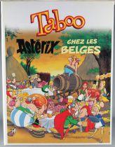 Asterix - Jeu Taboo Astérix chez les Belges - Editions Atlas Collections