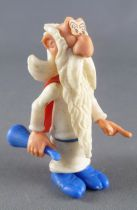 Asterix - Kinder Surprise Ferrero 1990 - K91 N10 Swoppet Figure - Getafix the druid with Bottle