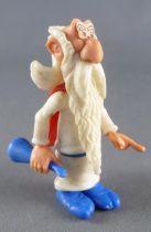 Asterix - Kinder Surprise Ferrero 1990 - K91 N10 Swoppet Figure - Getafix the druid with Bottle