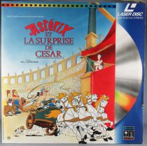 Asterix - Laser Disc Gaumont - The Caesar Surprise