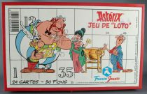 Asterix - Lottery Game - France Jouets 1985