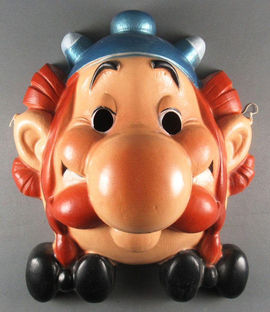 Asterix - Masque Cesar 1984 - Obélix