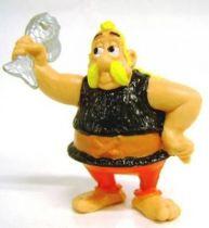 Asterix - M.D. Toys - PVC Figure - Ordralfabetix