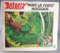 Astérix - Mini Bande-Déssinée promotionnelle Elf  1973 - Dans la Foret Magique