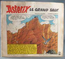 Astérix - Mini Bande-Déssinée promotionnelle Elf  1973 - Le Grand Saut