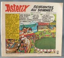 Astérix - Mini Bande-Déssinée promotionnelle Elf  1973 - Rencontre au Sommet