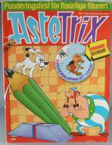 Asterix - Mots Croisés Astetrix N°4 1983 - Etat Neuf