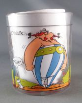 Asterix - Nutella Glass 1996 - Obelix & Panacea