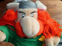 Asterix - Peluche allemande 1994 - Abraracourcix