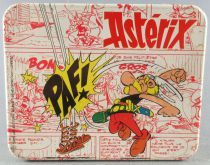 Asterix - Pierre Henry Tin Cigarettes Box -  Paf !