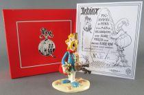 Asterix - Pixi - Assurancetourix (Astérix chez les Normands) ref 4209 Boite Certif