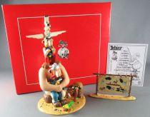 Asterix - Pixi Metal Figures - Asterix & Obelix Totem\'s ref 4233