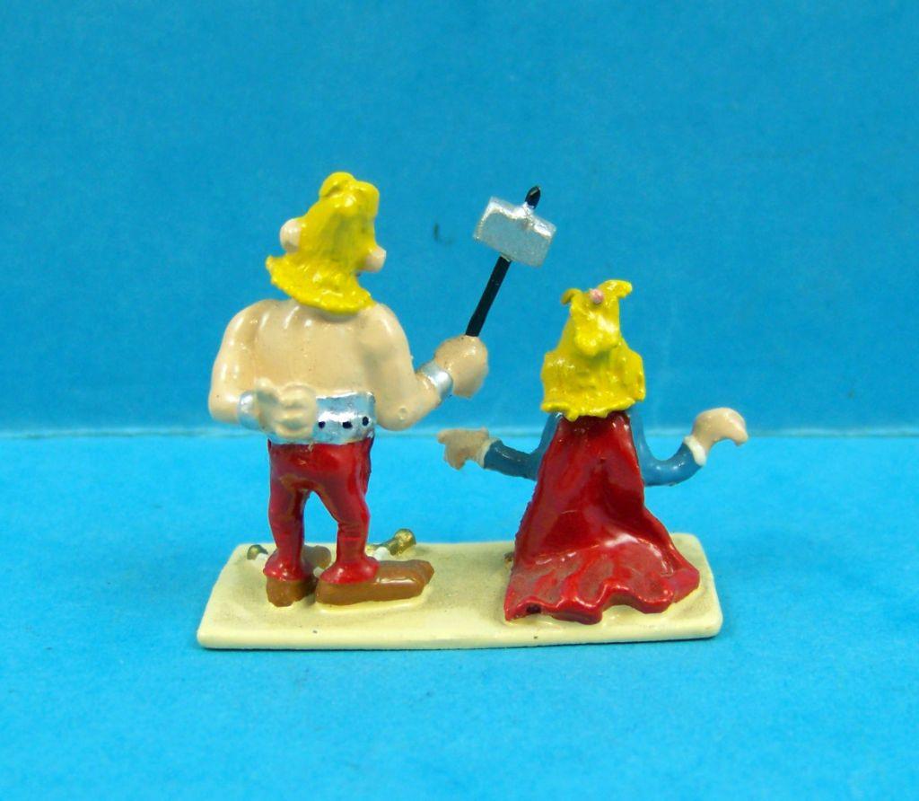 Asterix - Pixi-Mini - Cetautomatix & Assurancetourix ref.2311