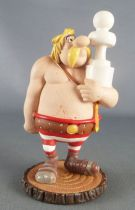 Asterix - Plastoy - Figurine Pièce Jeu d'échec N°5 - Monosyllabix Pion