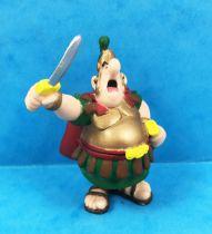 Asterix - Plastoy - Figurine PVC - Centurion Romain