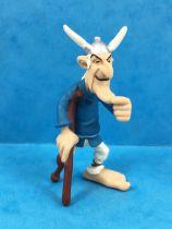 Asterix - Plastoy - Figurine PVC - Triplepatte le vieux pirate