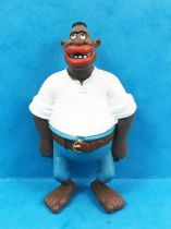 Asterix - Plastoy - PVC Figure - Baba the pirate lookout