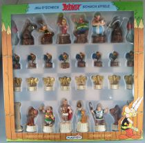 Asterix - Plastoy - PVC Figure - Chess Game 32 Pièces Mint in Box
