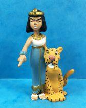 Asterix - Plastoy - PVC Figure - Cleopatra